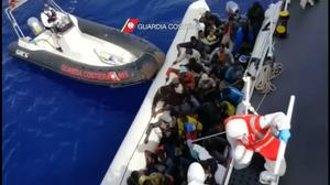 As many as 900 migrants feared drowned in one week