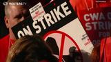 Verizon caves to striking workers' demands