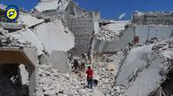 Air strikes hit Syria's Aleppo