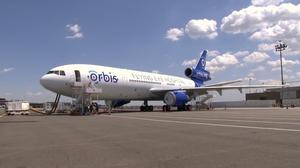 Newest high-tech eye hospital readies for takeoff