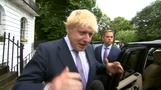 "Boris Johnson says ""project fear"" is over"