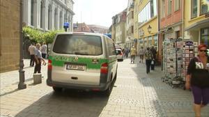 Ansbach locals shocked by blast