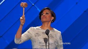 Baltimore mayor opens up DNC