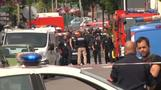 Priest killed in French church, attackers dead