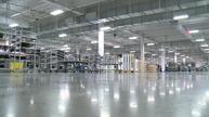 Tesla unveils giant factory