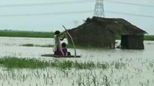 Monsoon floods kill dozens in Nepal, India
