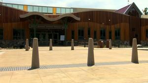 New Sandy Hook school unveiled