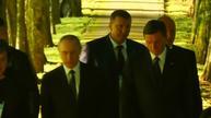 Putin tours Slovenia in effort to ease EU sanctions