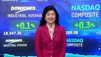 NY株小幅高、好調な米新築住宅販売を好感 ハイテク株が高い(23日)