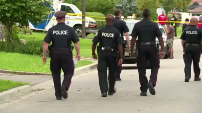 Three die in crossbow attack in Toronto