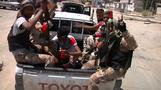 Libyan forces beat back Islamic State
