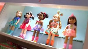 "Mattel's American Girl on sale in Toys""R""Us"