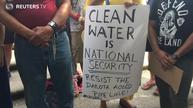 Company behind protested pipeline has unsafe record