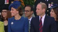 Canadians welcome Britain's Prince William, Kate on their official visit