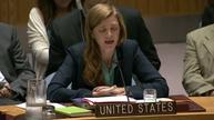 U.S. ambassador to U.N.: Russia's action in Syria is