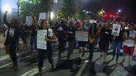 Curfew lifted for Charlotte protest