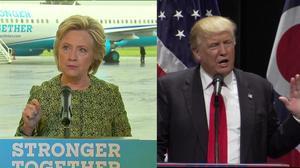 Debate puts White House race on Wall Street agenda