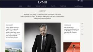 LVMH's digital drive takes time despite Apple hire