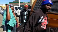 ティファナのファーハリケーンマシューから、ハイチの危機フレア