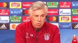 It's too early to talk about crisis, says Ancelotti