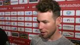 Cycling is clean - Cavendish