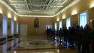Papal summer residence, shunned by Francis, opened to public