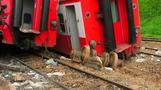 Cameroon train crash death toll tops 70