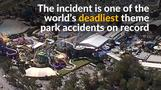 Four dead after ride at Australia's biggest theme park malfunctions