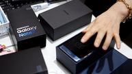 Note 7 recall shock sinks Samsung profits