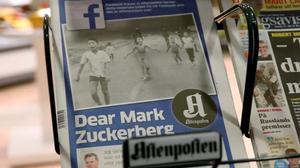 Facebook elite rule on content