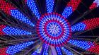 Paris' Champs Elysees illuminated with Christmas sparkle
