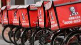 Yum China in $200 million talks with delivery giant