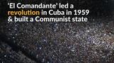 Cubans gather to remember Fidel Castro