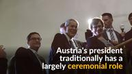 Austrians cautious after Van der Bellen election win