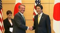U.S. to return land in Okinawa, Carter visits troops