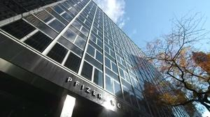 Pfizer gets record UK fine for drug price hike