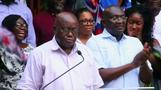 Ghana opposition leader says 'quietly confident' of election victory