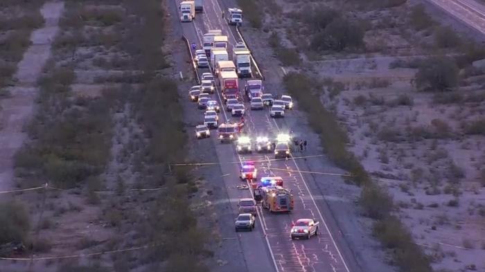 Passerby kills man who ambushed Arizona trooper