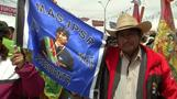 Supporters of Evo Morales gather to push fourth term re-election