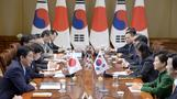 Japan-South Korea feud flares at a sensitive time