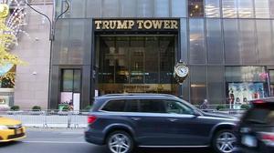 Trump Tower hurts Tiffany