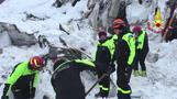 Six people found alive under Italy avalanche - rescuers