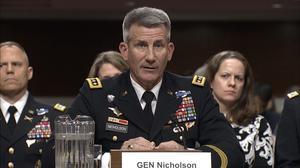 U.S. general wants more troops to break Afghan stalemate