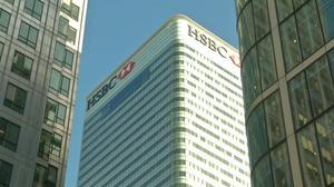 Tough outlook takes its toll on HSBC