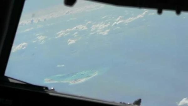 U.S. officials: Beijing completing possible South China Sea missile buildings