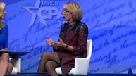 DeVos calls Obama transgender guidelines 'overreach'