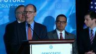 Perez wins DNC chair, appoints rival Ellison as deputy chair