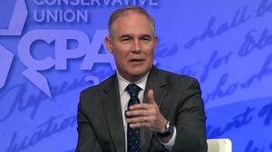 Aggressive cuts to Obama-era green rules to start soon: EPA head