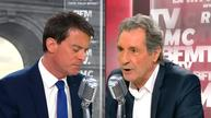 French ex-PM Valls won't vote socialist