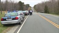 Two children killed catching school bus